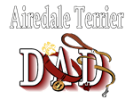 Airedale Terrier Dad