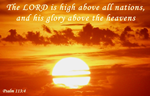 Psalm 113:4