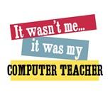 Computer Teachers