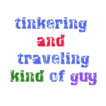 Tinkering And Traveling Guy