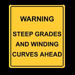 Road Sign Warning!