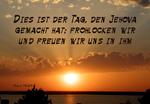 Psalm 118:24 German