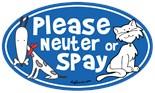 Please Spay Neuter