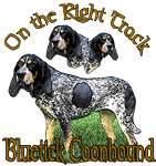 Bluetick Coonhound T-shirts Gifts