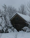Maine Country Barn
