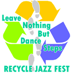 Recycle at the Festival