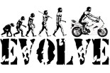 Biking Evolution
