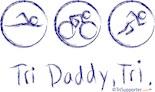 Triathlon Daddy