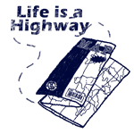 Life Is A Highway - Map