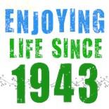 Born 1943