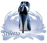 Shiny Stiletto