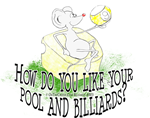 OTC Billiard Mouse Cartoons Collection