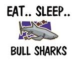 Bull Sharks Adaptations