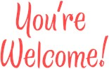 Welcome Greeting