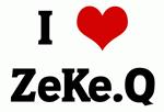 I Love ZeKe.Q