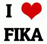 I Love FIKA