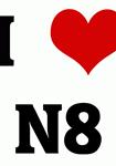 I Love N8