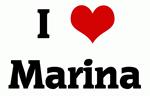 I Love Marina