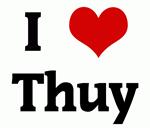 I Love Thuy