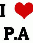 I Love P.A