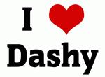 I Love Dashy