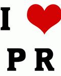 I Love P R