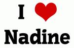 I Love Nadine