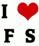 I Love F  S