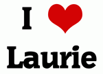 I Love Laurie