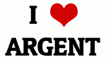 I Love ARGENT