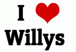 I Love Willys