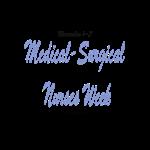 MED/SURG, Nurses Week