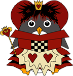 Penguin of Hearts