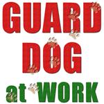 Guard Dog at Work