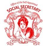 Self Appointed Social Secretary