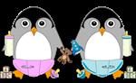 Twin Babyguins