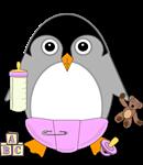 Girl Babyguin