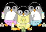 Tri Babyguins