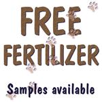 Free Fertilizer
