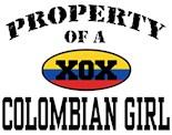 Colombian Girlfriend