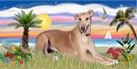 Greyhound Jean Fitzgerald