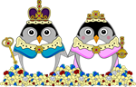 Royal Babyguins
