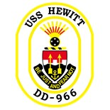Uss Hewitt
