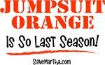 Jumpsuit Orange is So Last Season