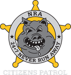 NRA Never Run Away