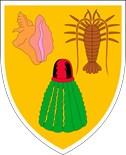 Turks Caicos Coat Arms