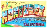Monterey Travel