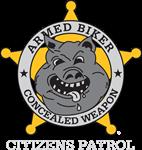 Armed Biker Concealed Weapon