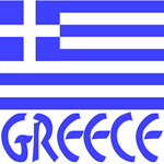 Greek Flag & Word Stationary & Stuff