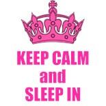 Keep Calm Sleep